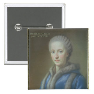 Countess Maria Josepha von Harrach Pinback Button