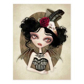 Countess Nocturne Postcard