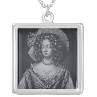 Countess of Kildare Silver Plated Necklace