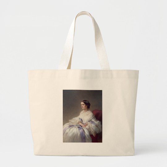Countess Olga Shuvalova, 1858 Large Tote Bag