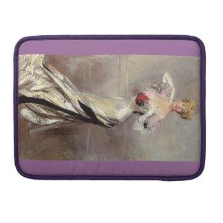 Countess Zichy & Diaz Albertini MacBook Pro Sleeves