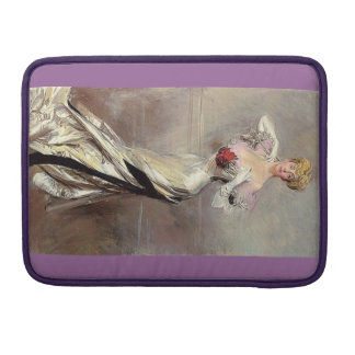 Countess Zichy & Diaz Albertini Sleeve For MacBook Pro