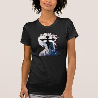Countess Zoe: Medusa and gothic cross 11.0 T-Shirt