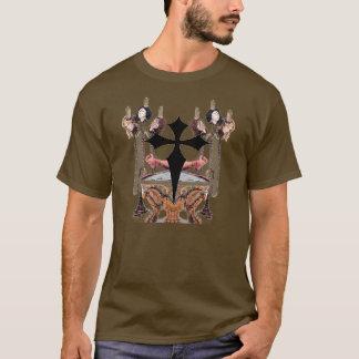 CountessZoe bath and gothic cross 4.0 T-Shirt