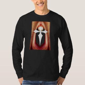 CountessZoe vampire teeth and gothic cross 8.0 T-Shirt