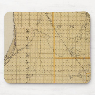 Counties of Grant, Traverse, Minnesota Mouse Pad