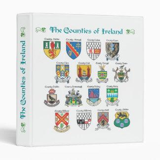 Counties of Ireland Binder
