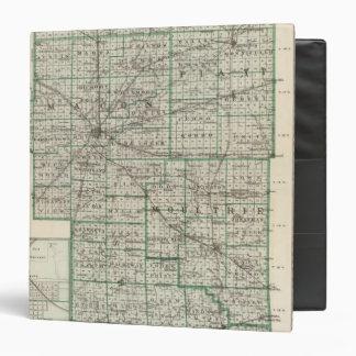 Counties of Platt, De Witt, Macon, Shelby Binder