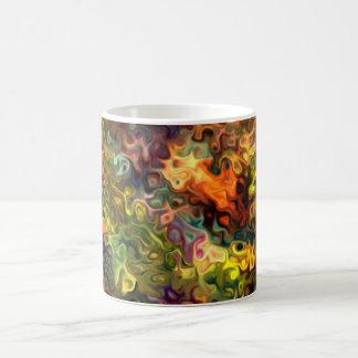 Counting Blessings Modern Art 444.1028.1212.55555 Coffee Mug
