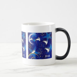 Counting Bunnies Magic Mug