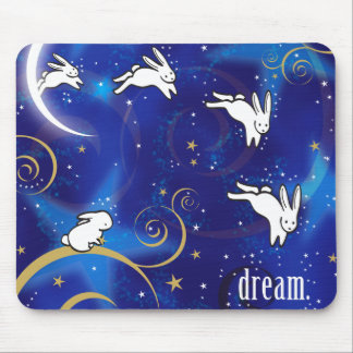 Counting Bunnies Mouse Pad