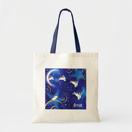 Counting Bunnies Tote Bag
