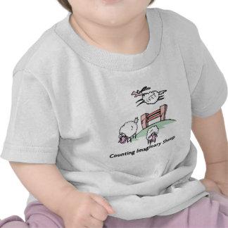 Counting Imaginary Sheep T Shirt