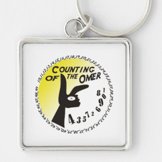 Counting of the Omer Keychain