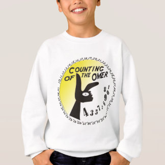 Counting of the Omer Sweatshirt
