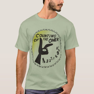 Counting of the Omer T-Shirt