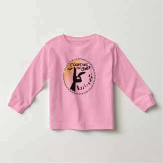 Counting of the Omer Toddler T-shirt