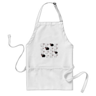 Counting Sheep Adult Apron