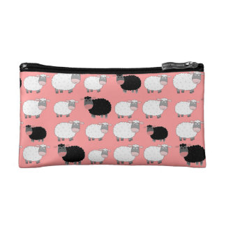 Counting Sheep Cosmetic Bags