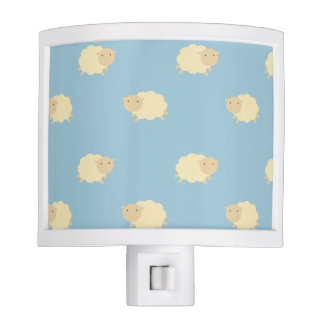 Counting Sheep Night Light