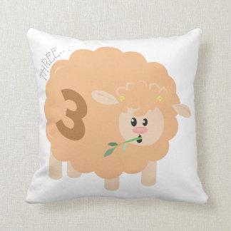 COUNTING SHEEP PILLOW SERIES - THREE