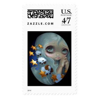 """""""Counting Sheep"""" Stamps"""