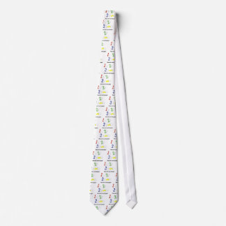 Counting Sheep Tie