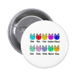 Counting Spanish Cats Pins