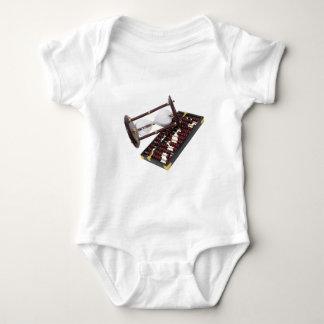CountingTime093009 copy Baby Bodysuit