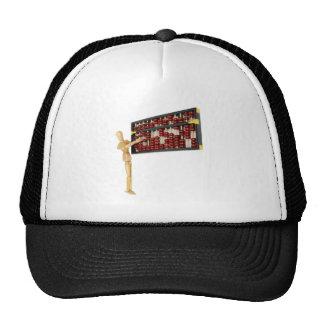 CountingUpNumbers061809 Trucker Hat