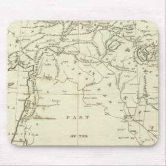 Countries Situated between Shiraz Mousepads
