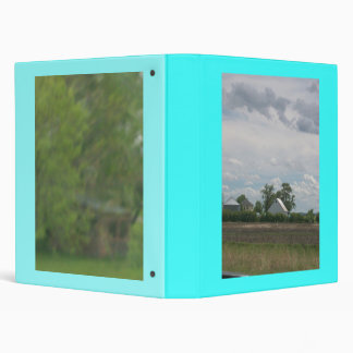 Country 3 Ring Binder
