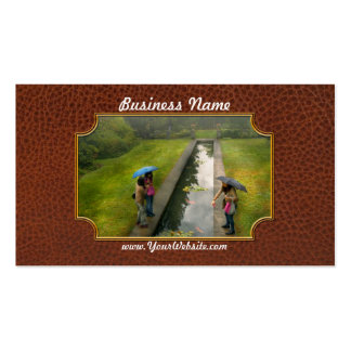 Country - A day out with the girls Business Card