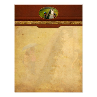 Country - A day out with the girls Letterhead Template