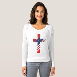 Country and Creed - USA T-shirt