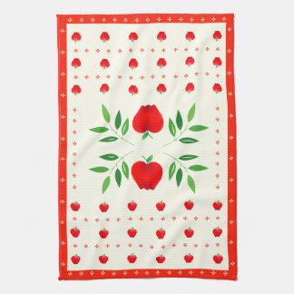 Country Apples Kitchen Towel