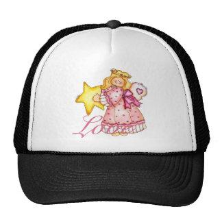 Country Art Star Girl - Love Trucker Hat