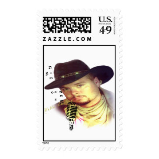 Country Artist Stamps