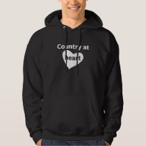 Country at Heart Hoodie