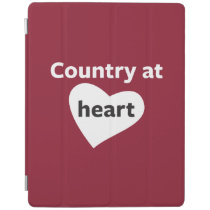 Country at Heart iPad Smart Cover