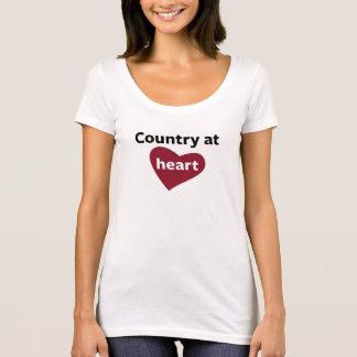 Country at Heart T-Shirt