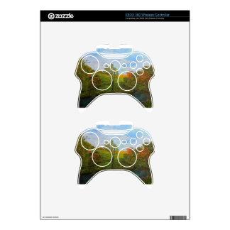 Country Autumn Xbox 360 Controller Skin