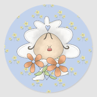 Country Baby (White) Letter Seal
