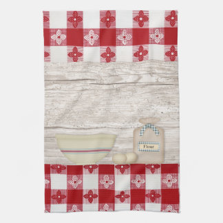 Country Baking Kitchen Towel