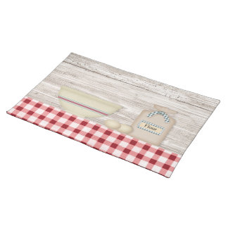 Country Baking Placemat