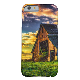 Country Barn Barely There iPhone 6 Case