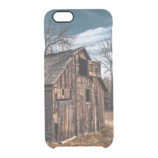 Country Barn Uncommon Clearly™ Deflector iPhone 6 Case