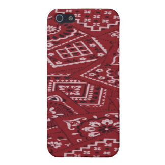 Country Barn Red Bandana Speck Case iPhone 4