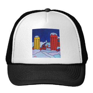 Country Barn Silos Trucker Hat