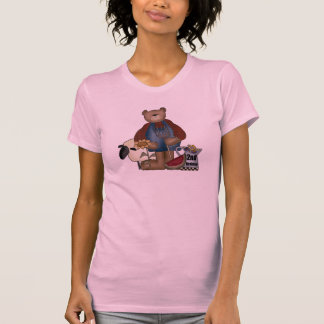Country Bear 2nd Birthday Gifts Shirts